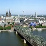 Unfallwagen Verkaufen - Köln von Oben