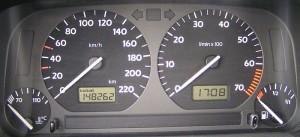 Der Kilometer-Klau bei Gebrauchtwagen